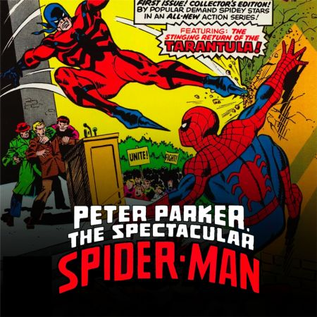 Peter Parker, The Spectacular Spider-Man (1976)