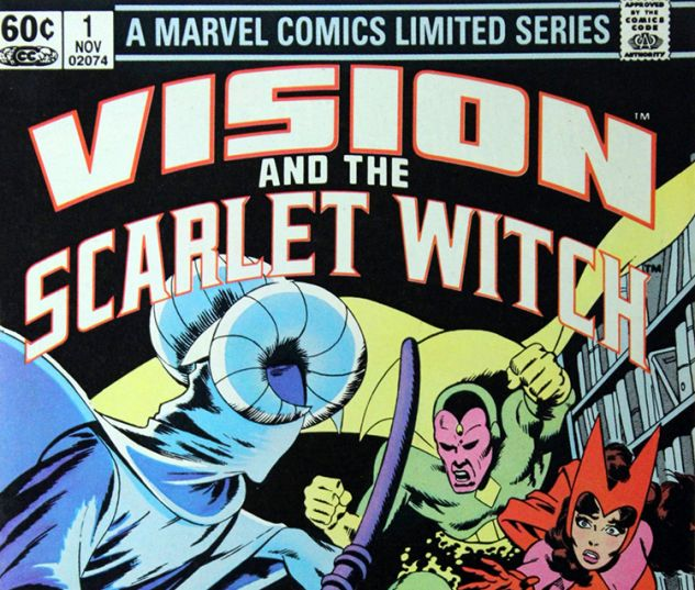 Vision and the Scarlet Witch (1982) #1