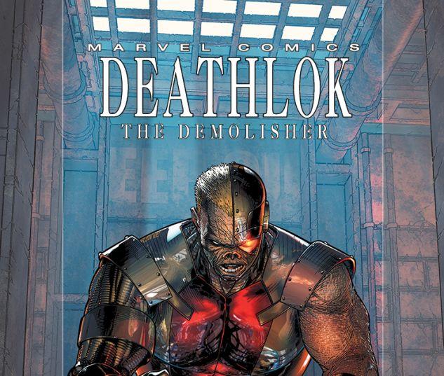 Deathlok (2009) #1