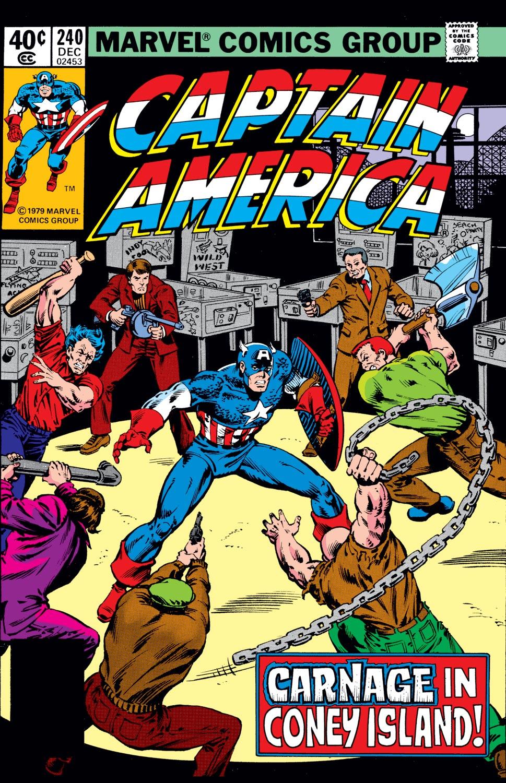 Captain America (1968) #240