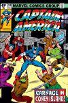 Captain America (1968) #240 Cover