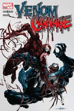 Venom Vs. Carnage  #1