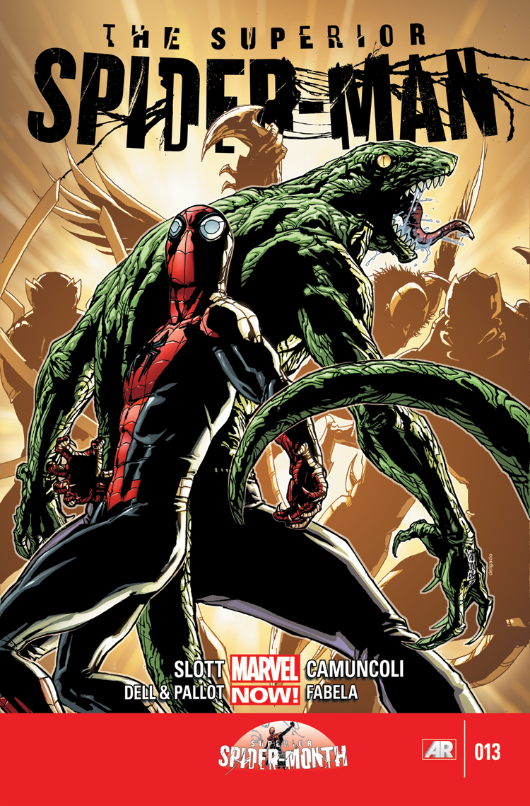 Superior Spider-Man (2013) #13