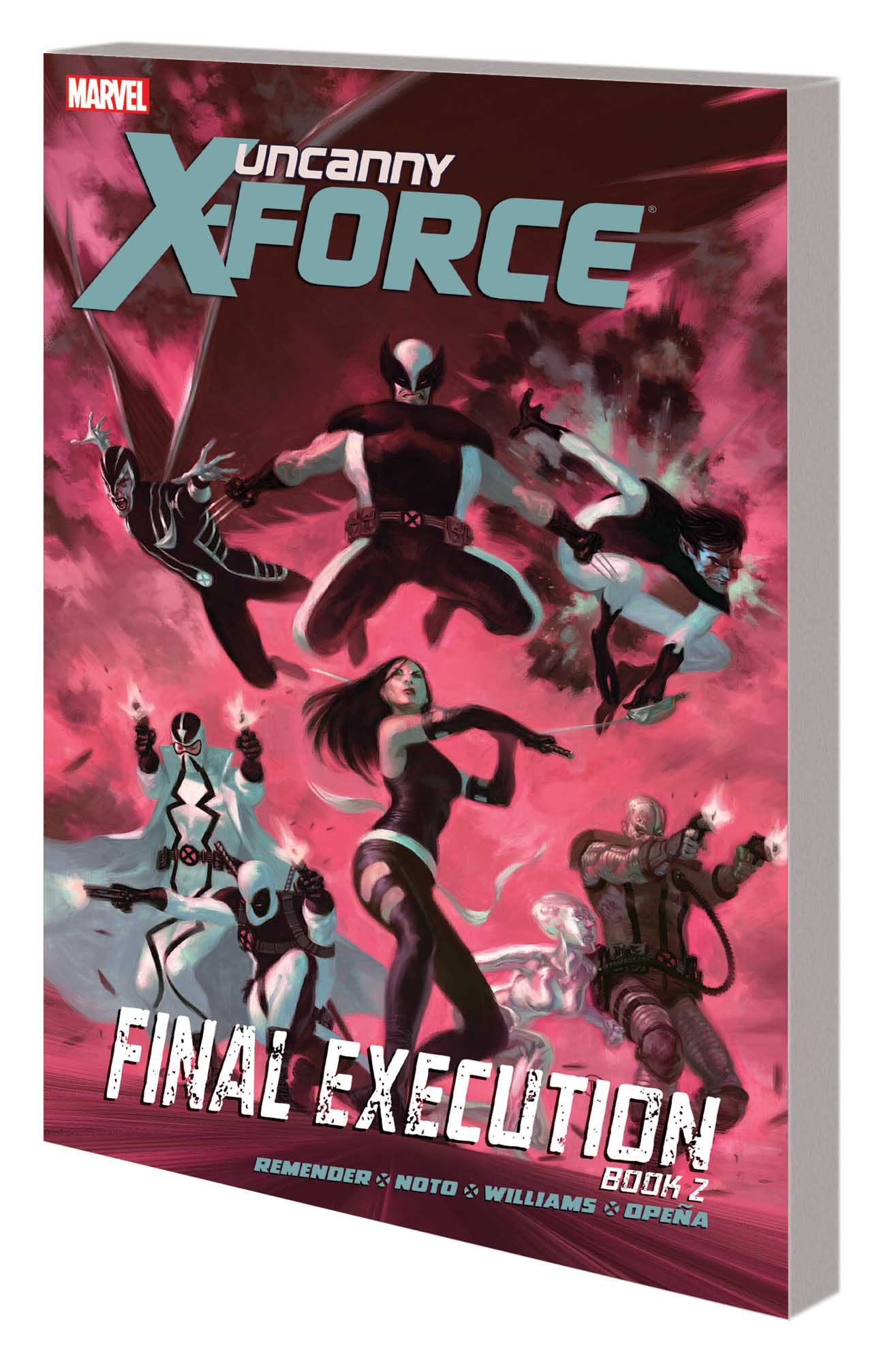 UNCANNY X-FORCE VOL. 7: FINAL EXECUTION BOOK 2 TPB (Trade Paperback)
