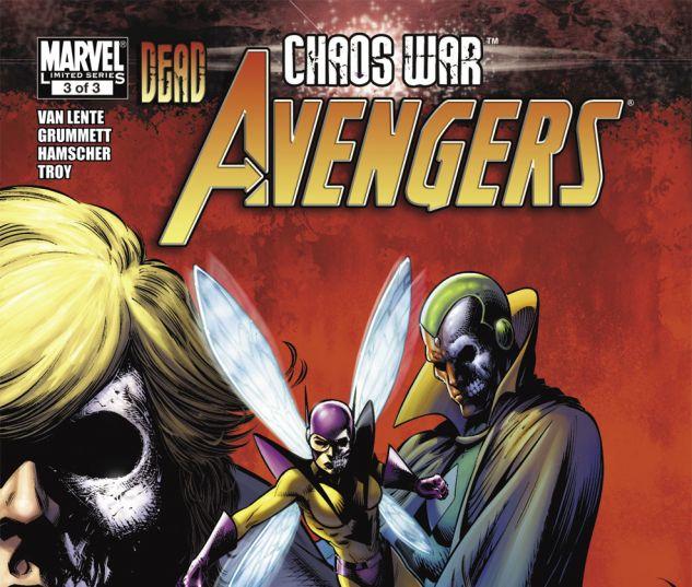 Chaos War: Dead Avengers (2010) #3