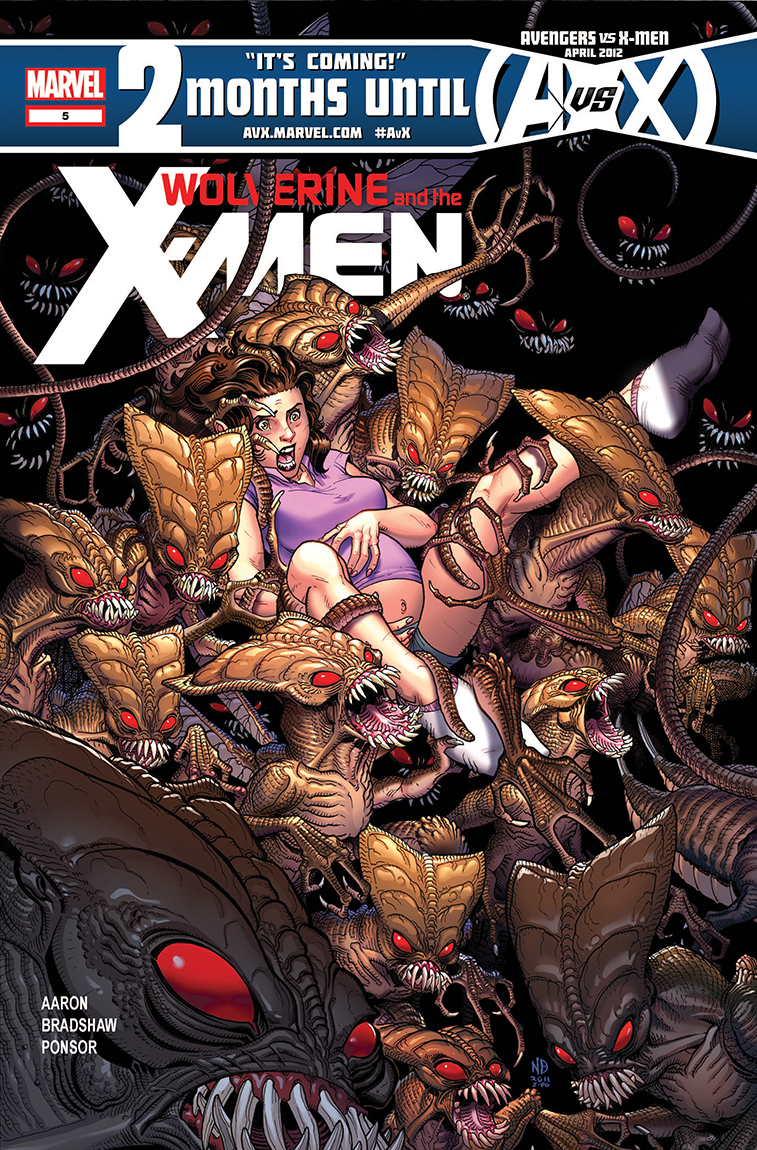 Wolverine & the X-Men (2011) #5