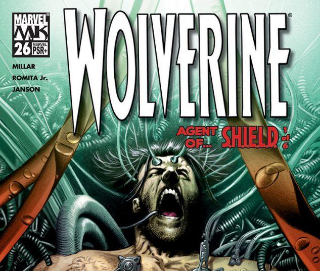 Wolverine (2003) #26