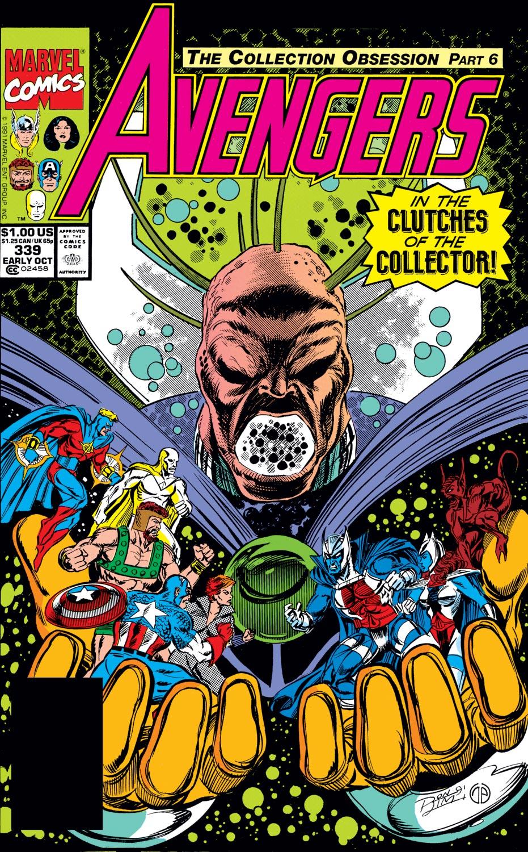 Avengers (1963) #339