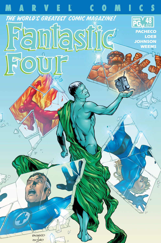 Fantastic Four (1998) #48