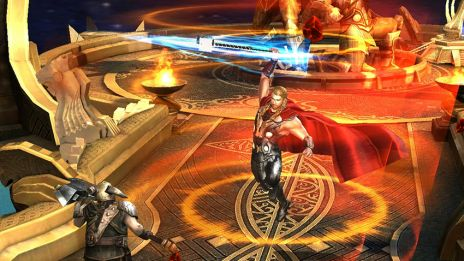 Marvel's Thor: The Dark World - The Official Game