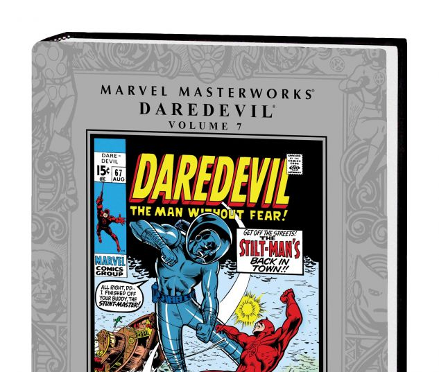 MARVEL MASTERWORKS: DAREDEVIL VOL. 7 HC