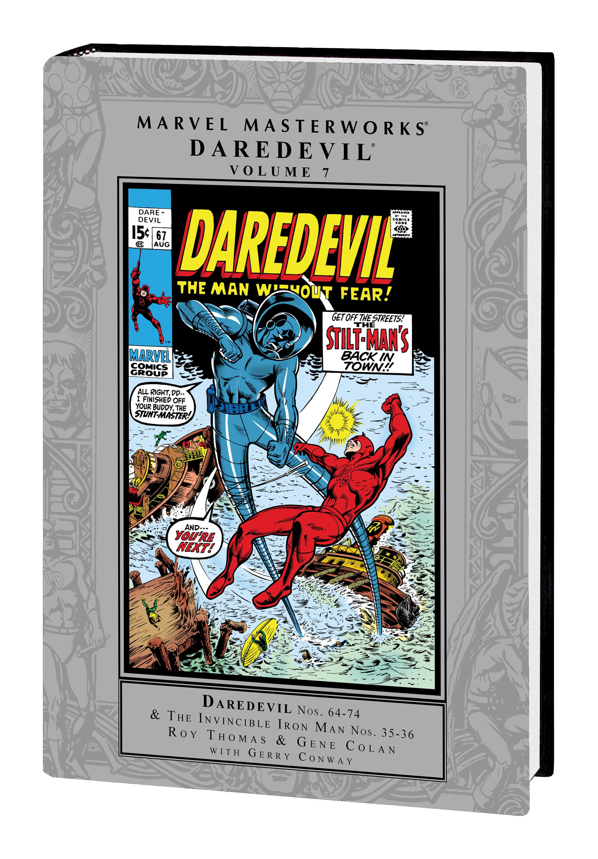 MARVEL MASTERWORKS: DAREDEVIL VOL. 7 HC (Hardcover)