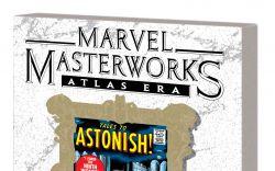 MARVEL MASTERWORKS: ATLAS ERA TALES TO ASTONISH VOL. 1 TPB VARIANT (DM ONLY)