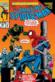 The Amazing Spider-Man #384