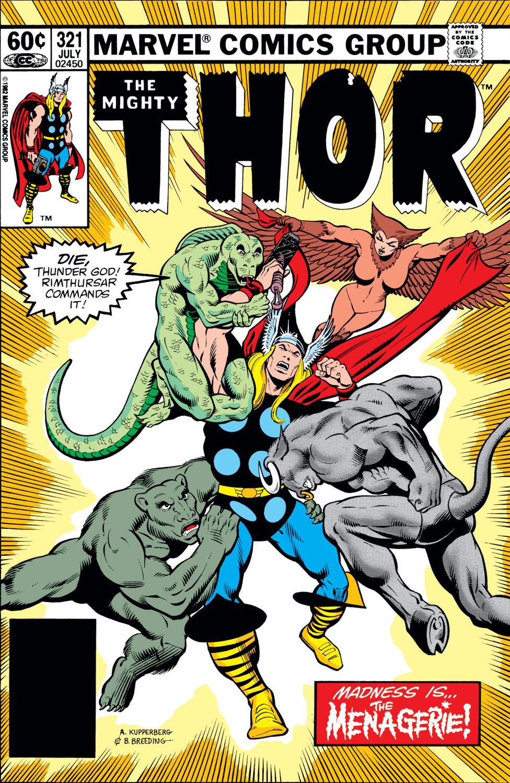 Thor (1966) #321