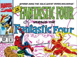 Fantastic Four (1961) #374 Cover