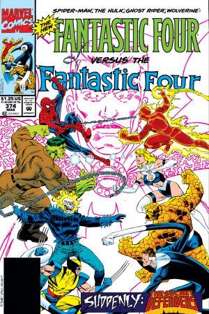 Fantastic Four (1961) #374