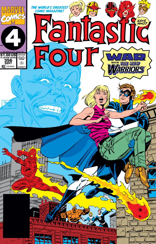 Fantastic Four (1961) #356