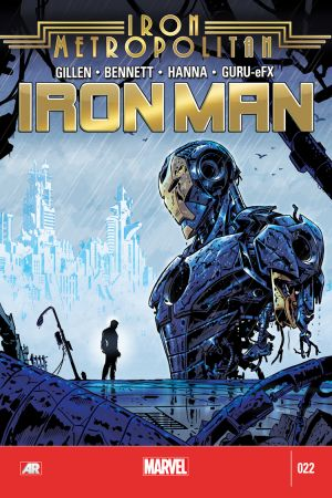 Iron Man (2012) #22