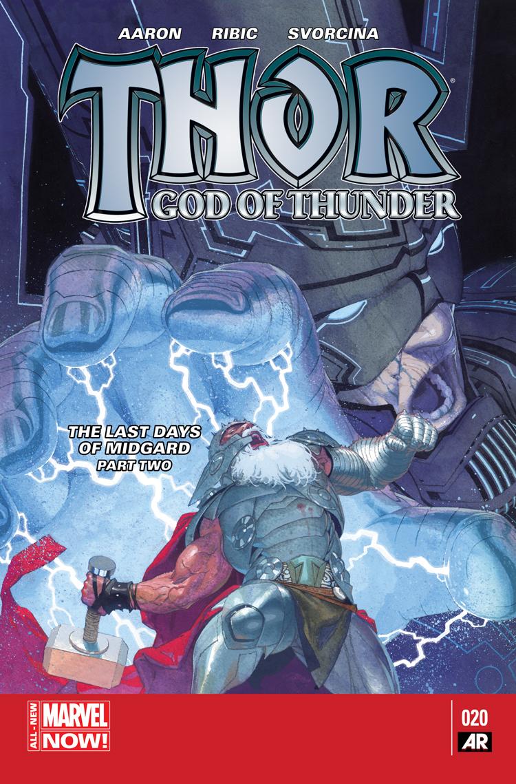 Thor: God of Thunder (2012) #20