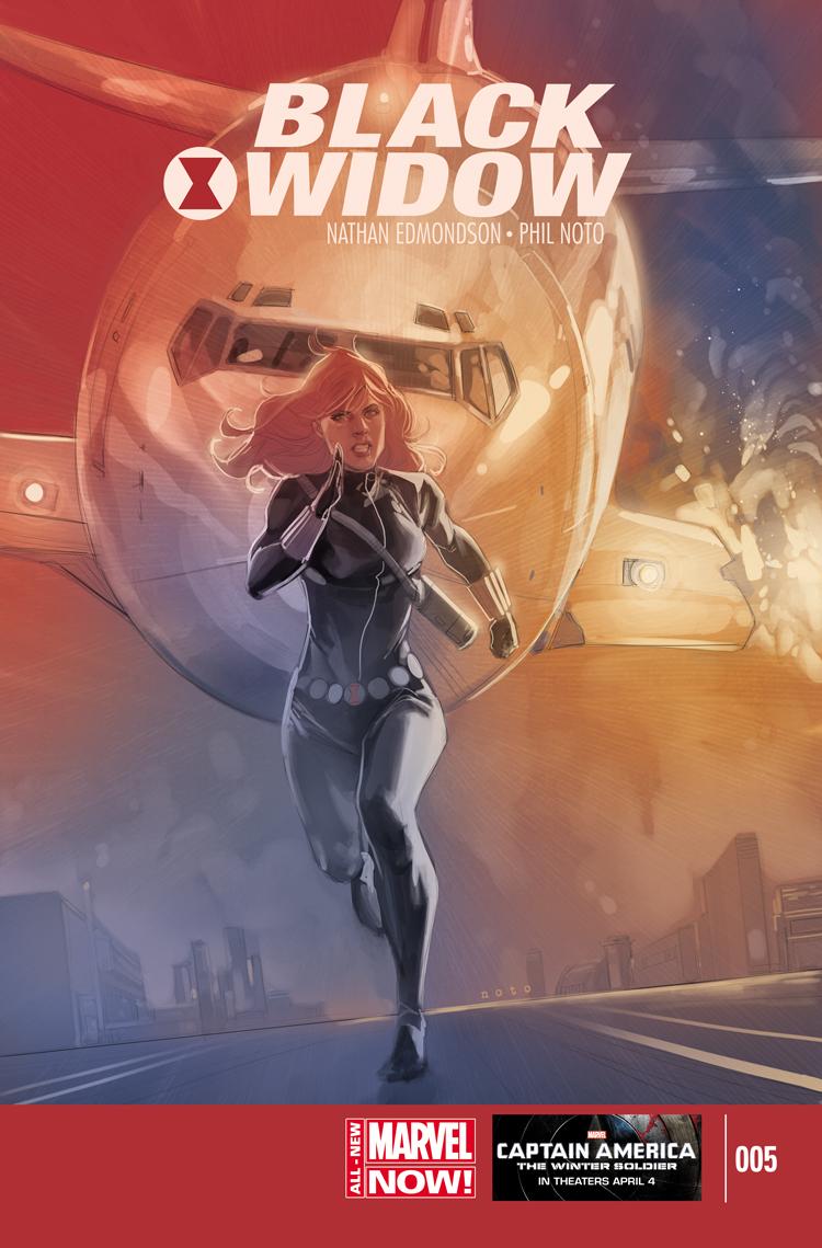 Black Widow (2014) #5