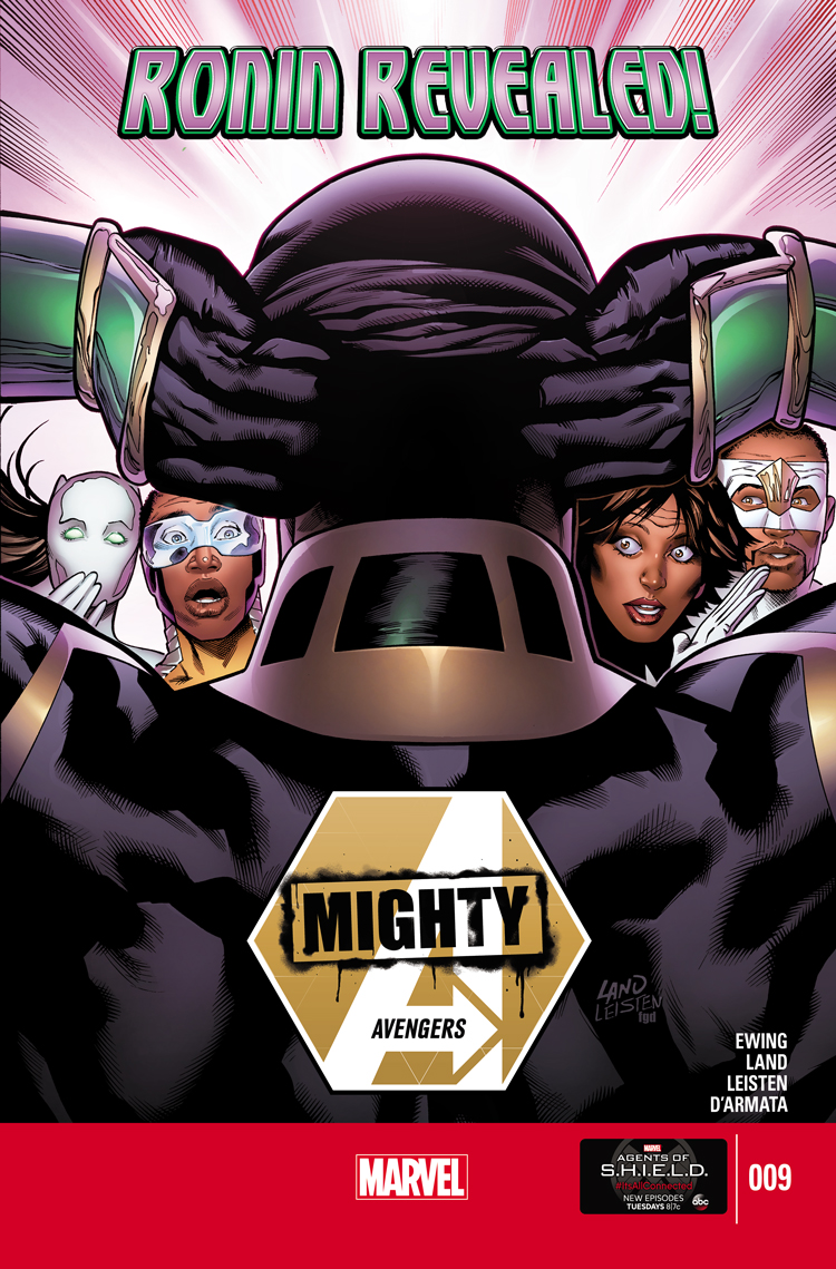 Mighty Avengers (2013) #9