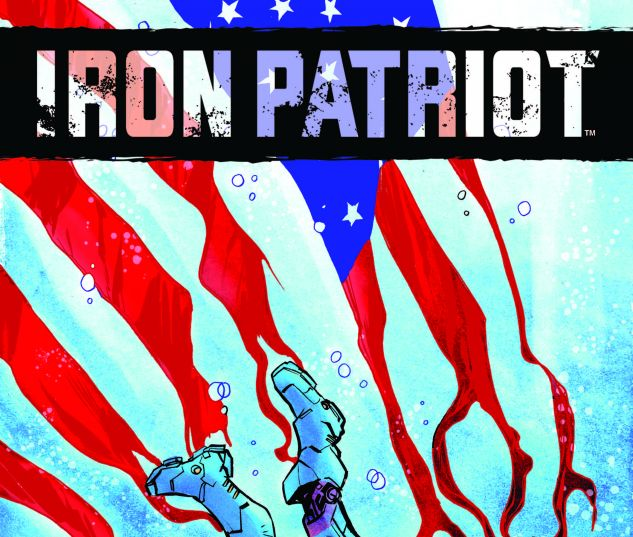IRON PATRIOT 2 (ANMN, WITH DIGITAL CODE)