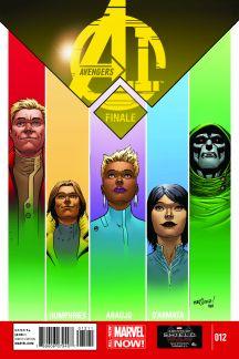 Avengers A.I. #12