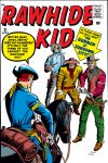 Rawhide Kid (1960) #21 Cover