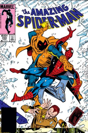 The Amazing Spider-Man #260
