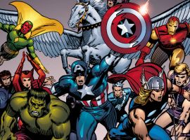 This Week in Marvel 141.5 - Peter Sanderson