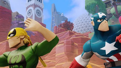 Inside the Disney Infinity Toy Box with John Blackburn
