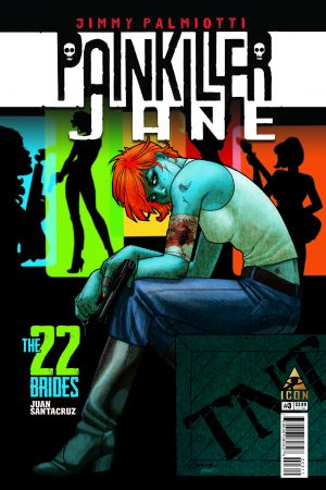 PAINKILLER JANE: THE 22 BRIDES (2014) #3