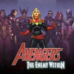 Avengers: The Enemy Within (2013)