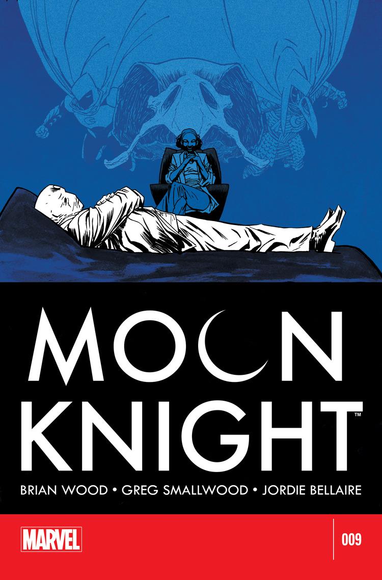 Moon Knight (2014) #9