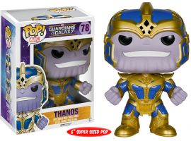 Thanos Guardians of the Galaxy Pop Series 2 from Funko