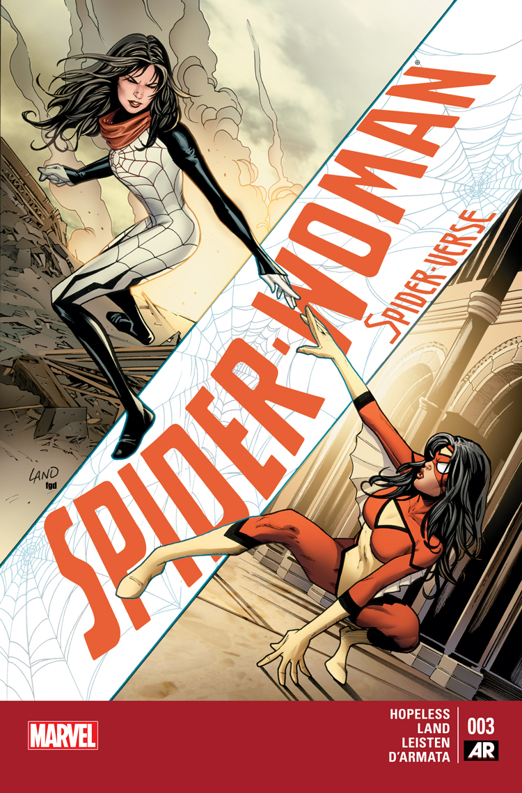 Spider-Woman (2014) #3