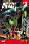 UNCANNY AVENGERS 1 (WITH DIGITAL CODE)