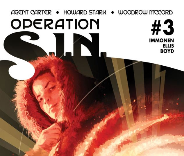 OPERATION: S.I.N. 3 (WITH DIGITAL CODE)