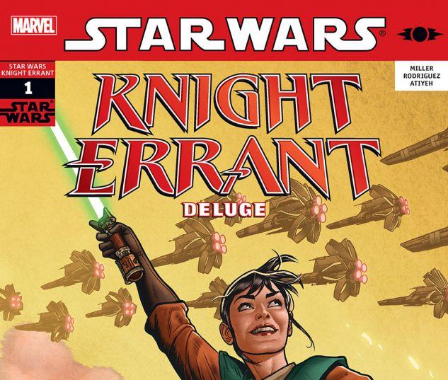Star Wars: Knight Errant - Deluge (2011) #1