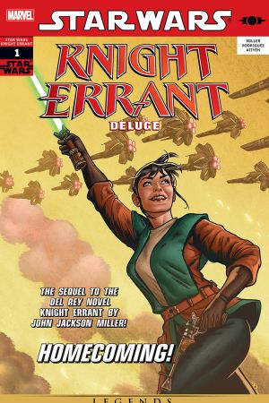 Star Wars: Knight Errant - Deluge #1