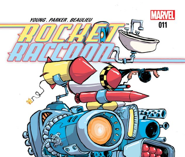 ROCKET RACCOON 11 (WITH DIGITAL CODE)