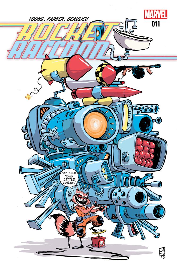 Rocket Raccoon (2014) #11