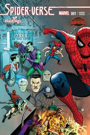 Spider-Verse (2015) #1 (Mayhew Hastings Variant)
