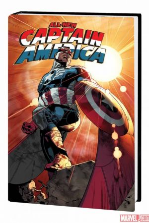 All-New Captain America Vol. 1: Hydra Ascendant (Hardcover)