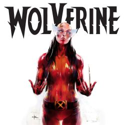 All-New Wolverine #1 Hip-Hop Variant Cover by Keron Grant