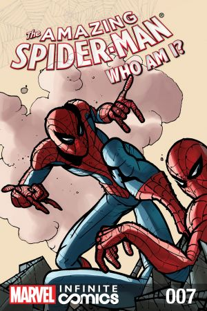 Amazing Spider-Man: Who Am I? Infinite Digital Comic (2014) #7
