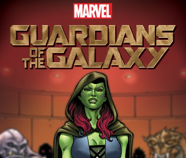 Guardians of the Galaxy Cinematic Infinite Digital Comic (2014) #1