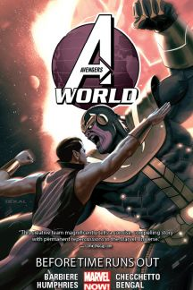 Avengers World Vol. 4: Before Time Runs Out (Trade Paperback)