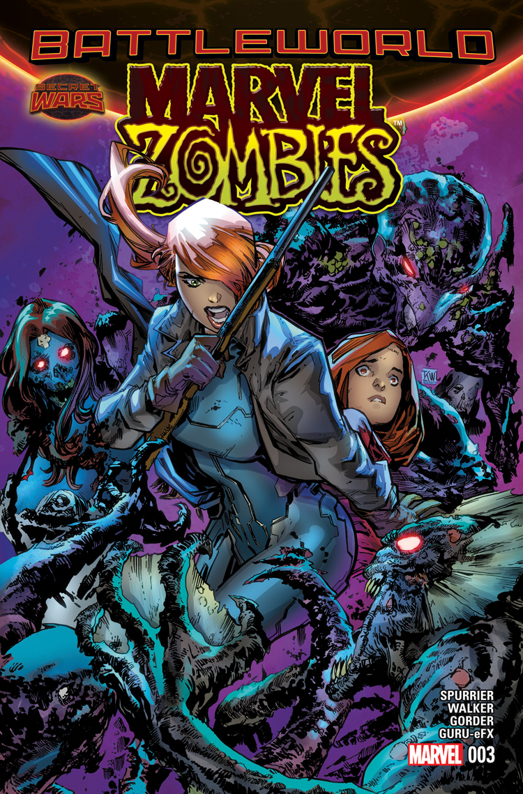 Marvel Zombies (2015) #3